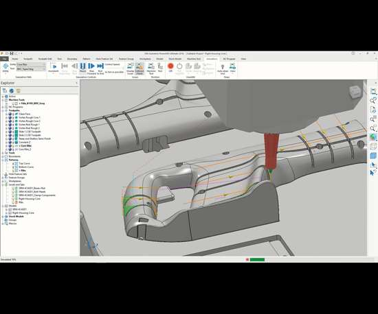 Autodesk image from feature in MoldMaking Technology Magazine