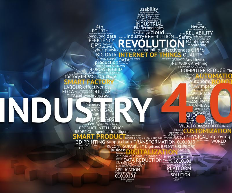 text industry 4.0