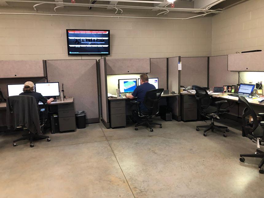 production floor design hub