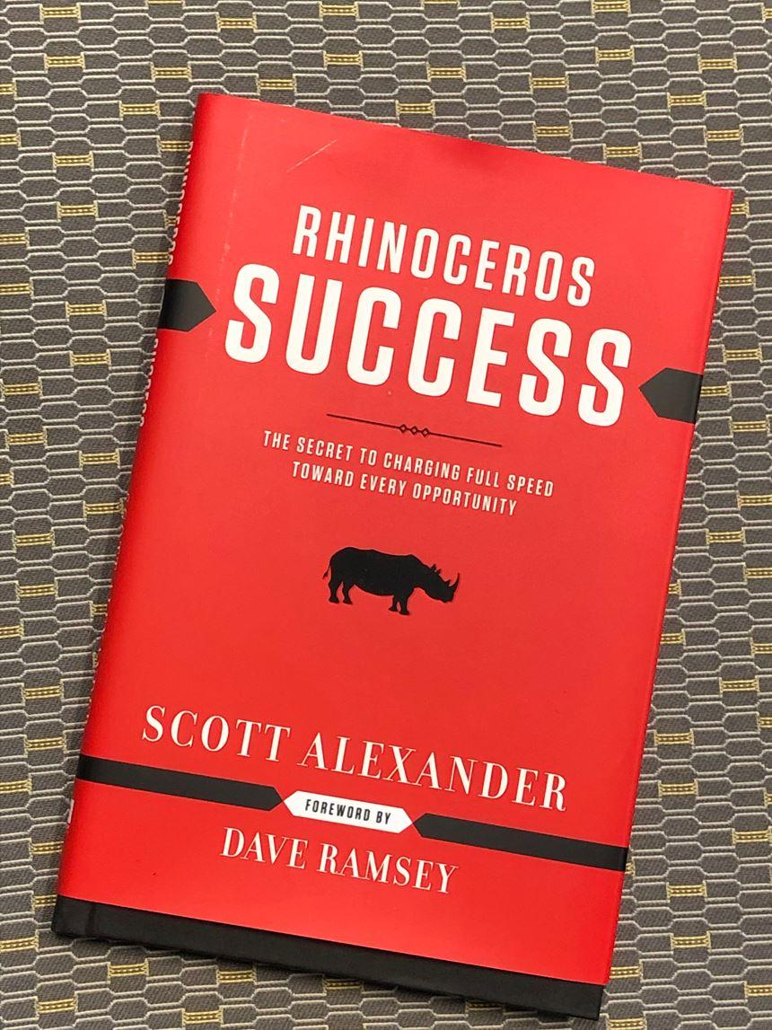 rhinosceros success book