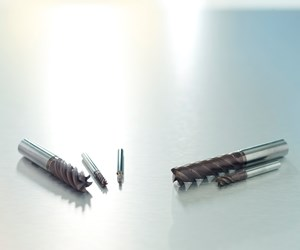 Seco Jabro JS750 Solid End Mills