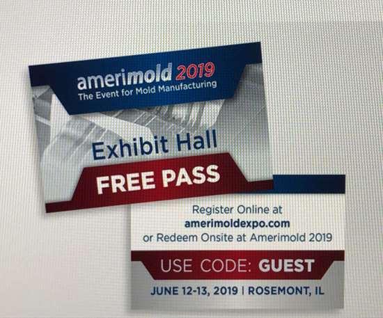 Marketing tools for Amerimold 2019 exhibitors
