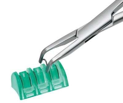 Aesculap special soft load clip cartridges for titanium ligation clips
