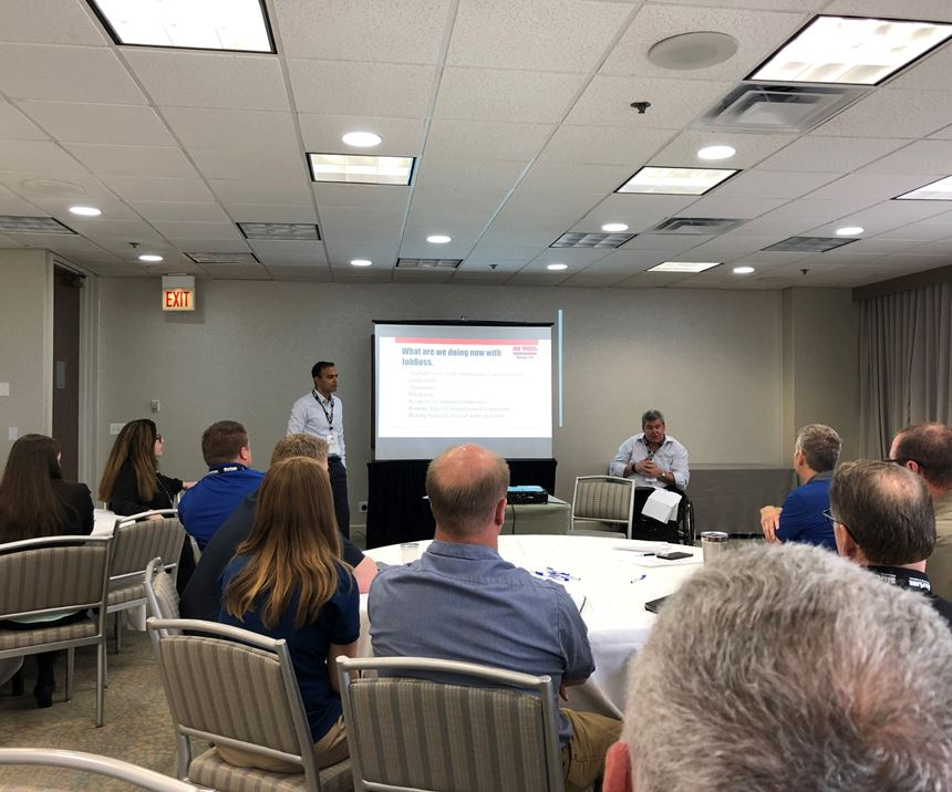 Breakout session at the AMBA conference 2019