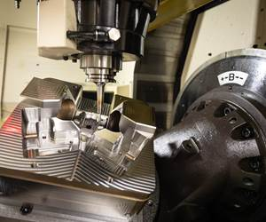 Custom Mold & Design Chases Complex Mold and Production Part Projects with Top-of-the-Line Five-Axis, Screw, Mill/Turn, Additive and Molding Machines