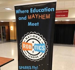 National Robotics League 2019 Competition
