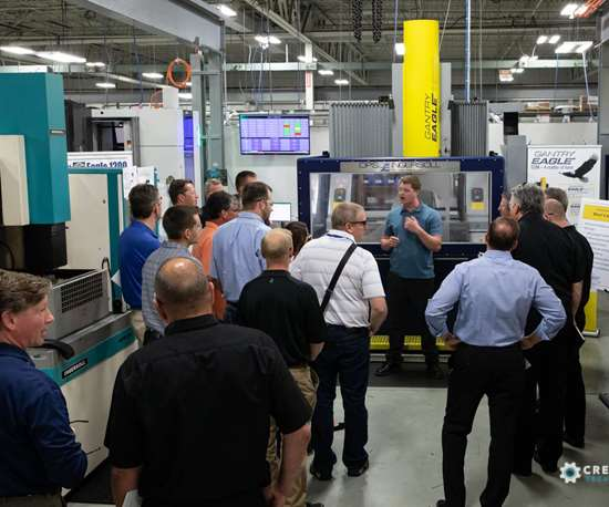 AMBA Plant Tour at Amerimold 2018 - Quest Industries Inc.