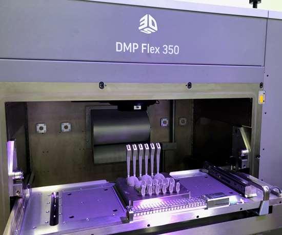 GF Machining Solutions DMP Flex 350