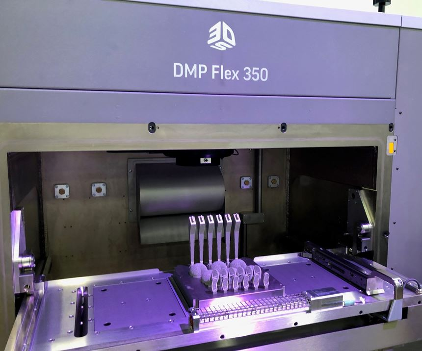 GF Machining Solutions DMP Flex 350