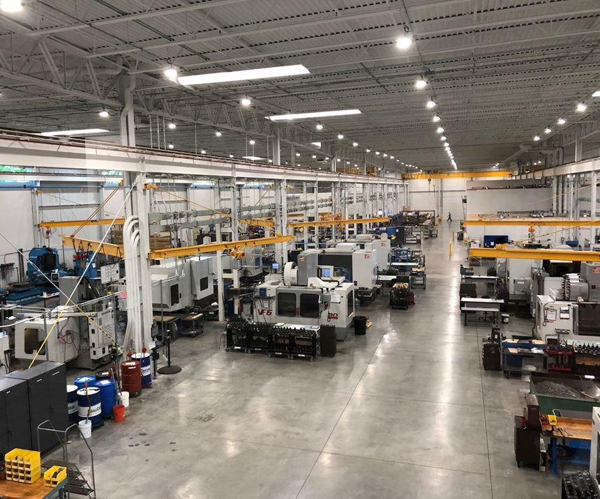 Incoe Corp. new manufacturing facility.