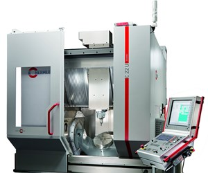 C 22 Machining Center from Hermle USA Inc.