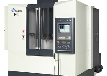 Makino F5 Vertical Machining Center