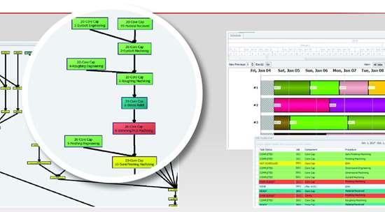 R.E.R. Software screenshot