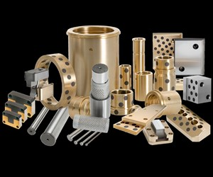 Mold components offered by SelfLube