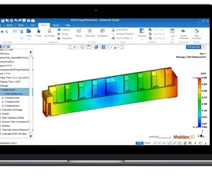 Moldex3D R17 software for mold simulation