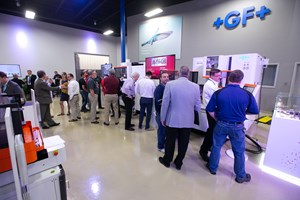 Manufacturing Innovations Showcased at GF Solutions Days 2019