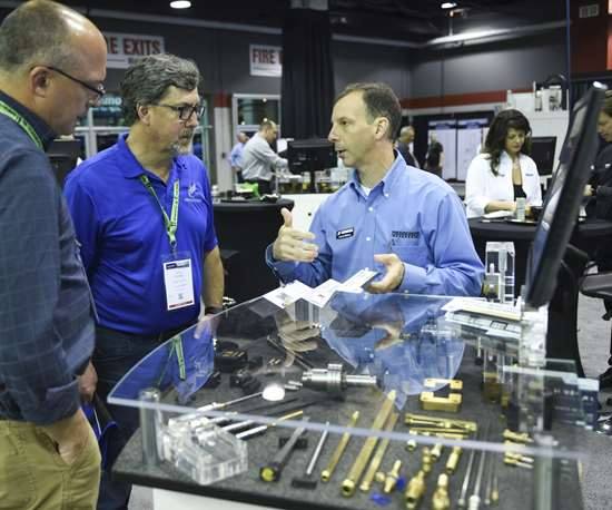 Progressive components at Amerimold 2019