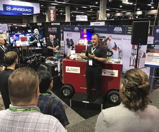 Alba Enterprises at Amerimold 2019