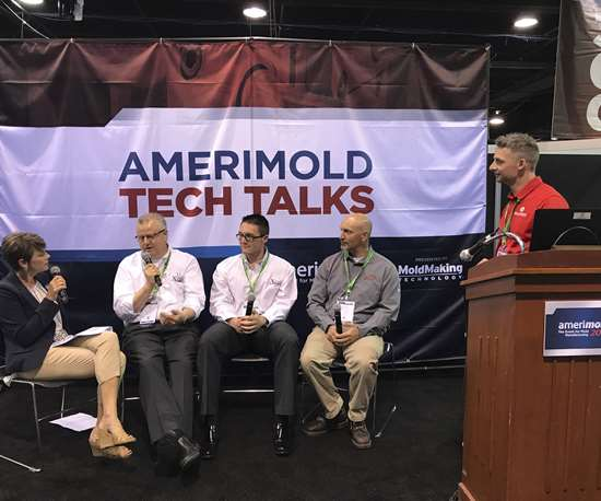 Leadtime Leader Tech Talk at Amerimold 2019