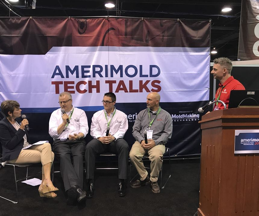 Leadtime Leader Tech Talk at Amerimold 2019
