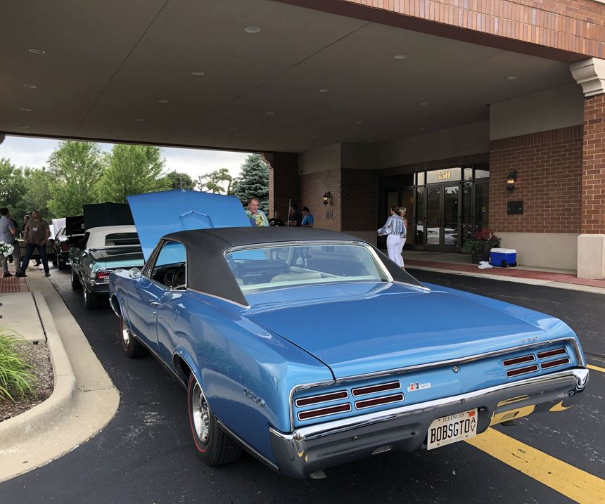 AMBA Chicago Unique Car Show, BBQ and Dinner Meeting 2019