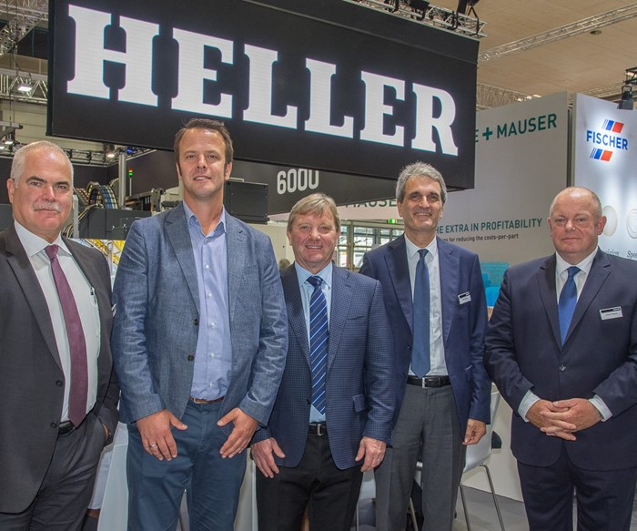 Heller Machine Tools Partners with Ellison Technologies in the U.S.
