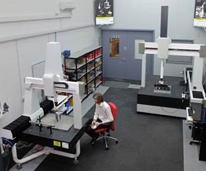 Metrology Service Provider Adds Second LK Metrology CMM