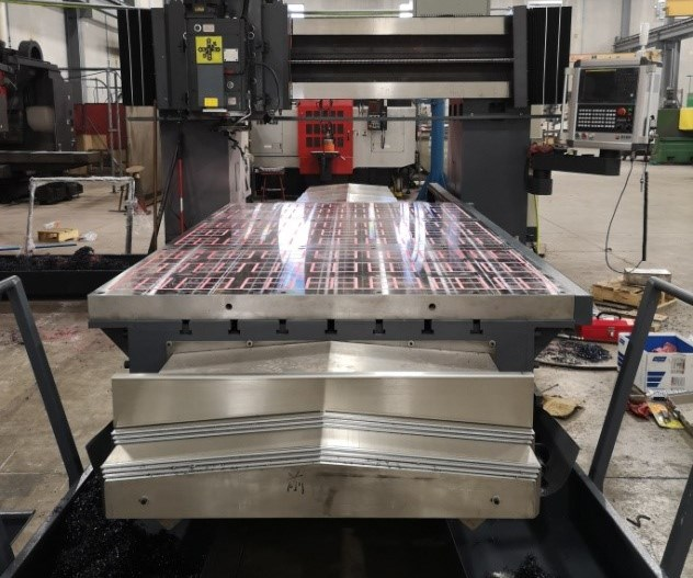 Milling Machines Offer Enhanced Productivity