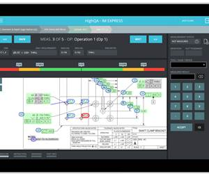 Quality Management Software Features Intuitive Ballooning Interface