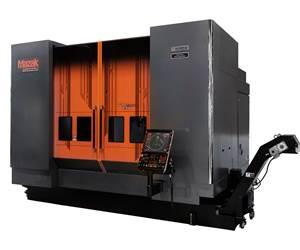 Hybrid Vertical Machining Center Features Friction Stir Welding Capabilities