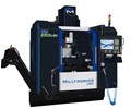Vertical Machining Center Designed for Fast and Easy Five-Sided Parts