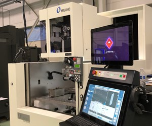 Makino Tech Expo 2019 featuring the V80S CNC