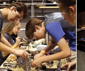 BIG KAISER Raises Funds for National Robotics League