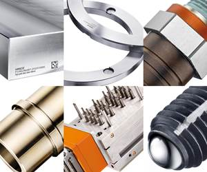 Mold Components and Hot Runner Products Designed for Customer Specifications