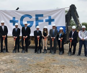 GF Divisions Mexico Facility Broadens Sales and Service Support