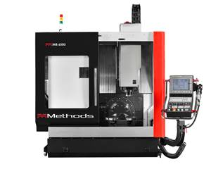 Methods Machine Tools Introduces Brand of Vertical Machining Centers