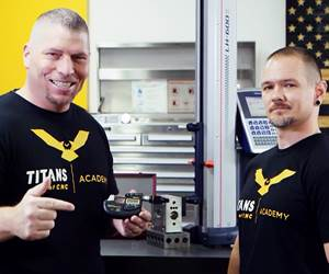 Mitutoyo America Corporation Announces Sponsorship with Titans of CNC