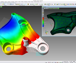 Software Includes Part Unfolding, Enhanced Reverse, Mold-Tool Design and Plastic Flow Analysis