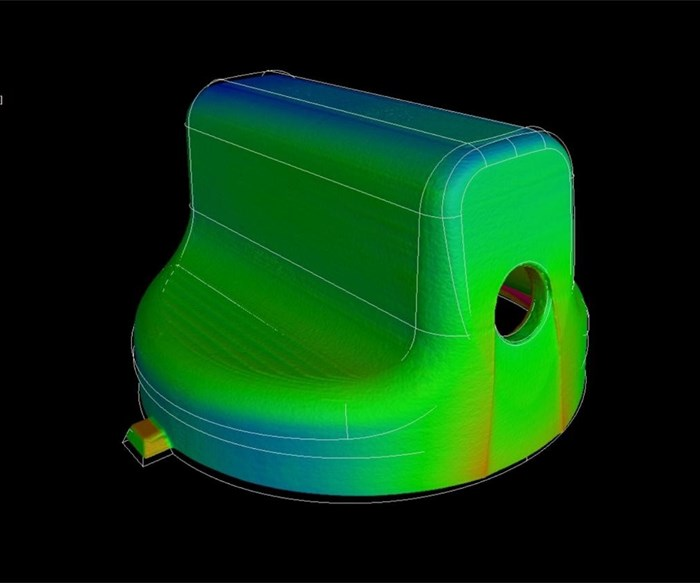 Computed Tomography Data-Analysis Software Brings Expertise in Quality Assurance
