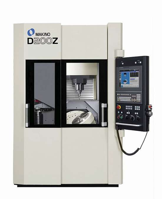 Makino D200Z machining center