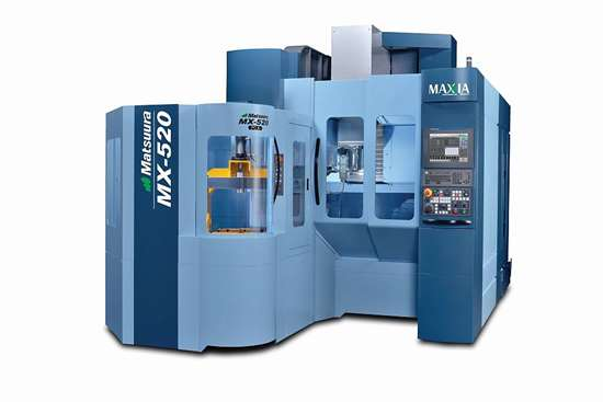Matsuura MX-330 five-axis VMC