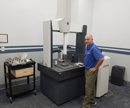 New Zeiss Contura CMM at X-Cell Tool and Mold