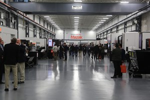 Mazak DISCOVER 2019 Draws Thousands of Attendees