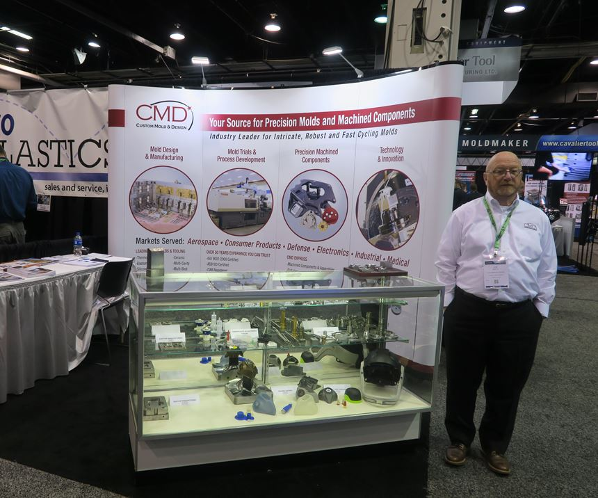Custom Mold & Design at Amerimold 2019