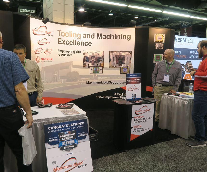 Maximum Mold Group at Amerimold 2019