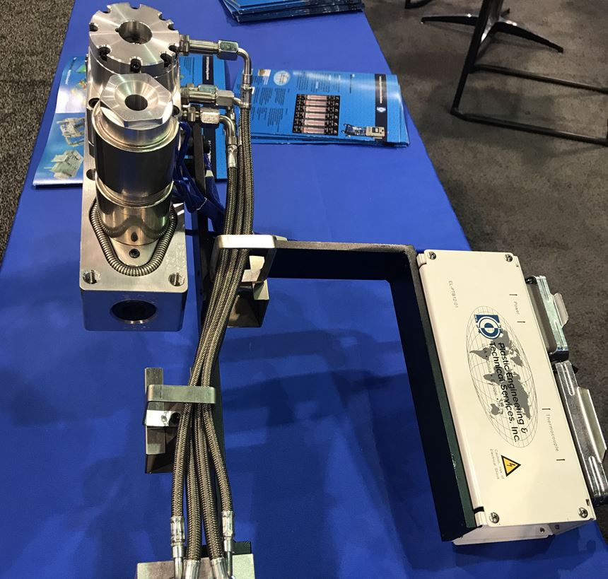 Plastics Engineering & Technical Services Inc. (PETS) at Amerimold 2019