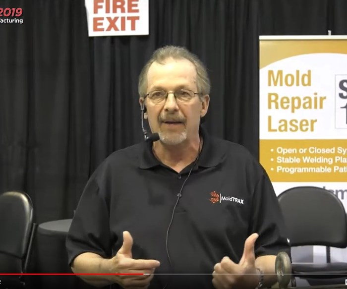 VIDEO: Elements of a New Age Repair Shop