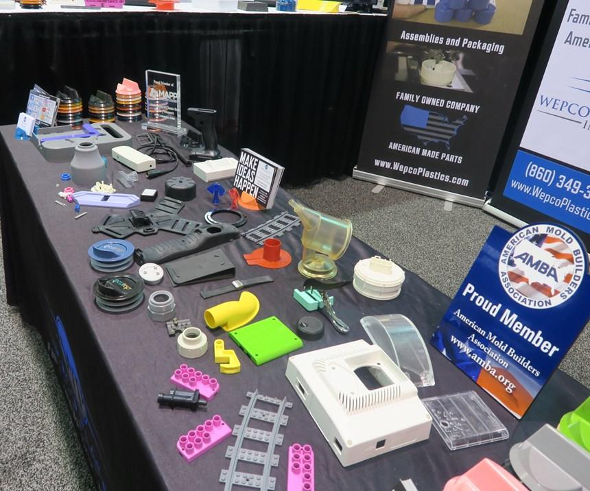 Wepco Plastics at Amerimold 2019