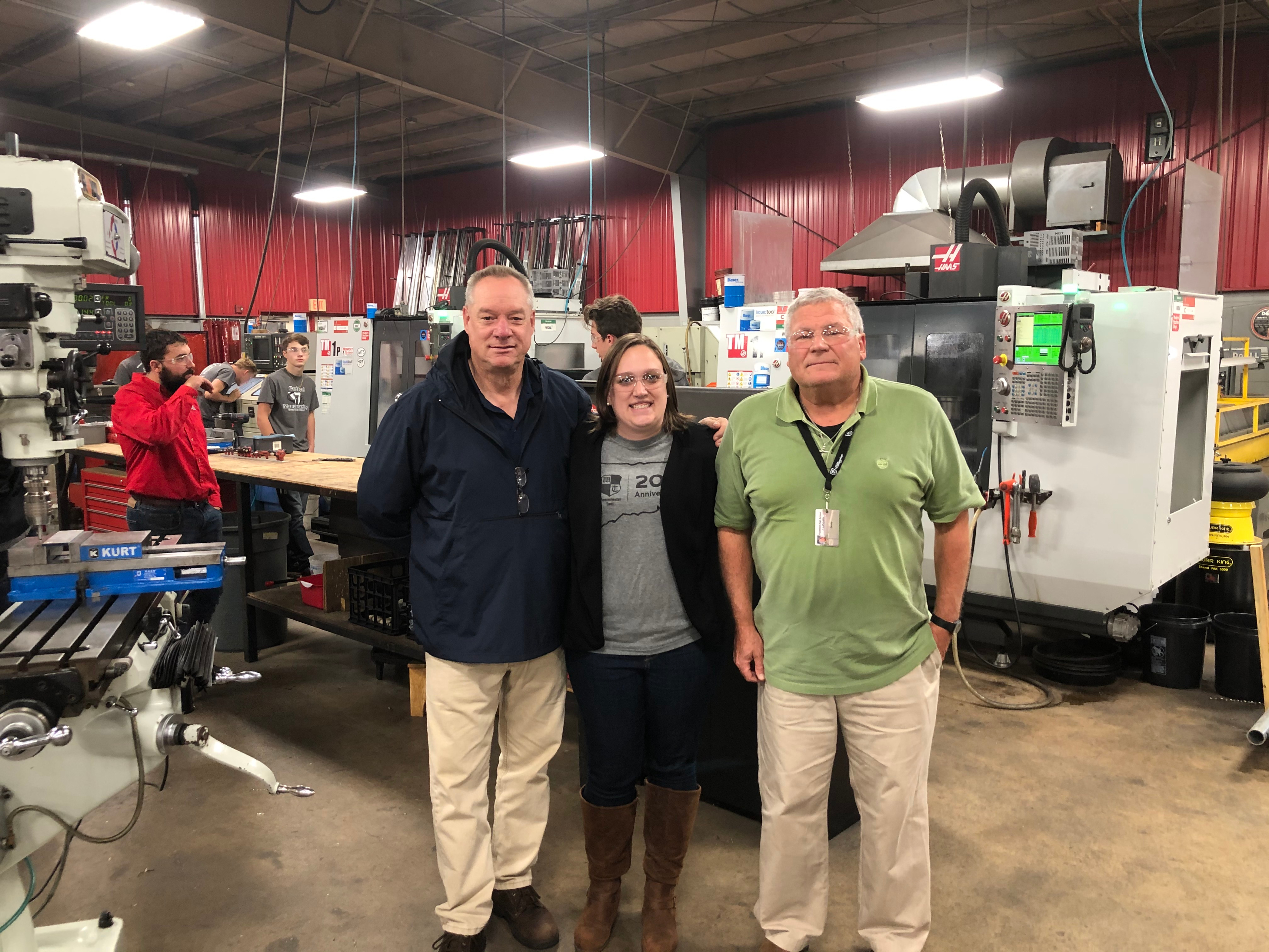 3 Lessons from a Professional Development Day at Cardinal Manufacturing