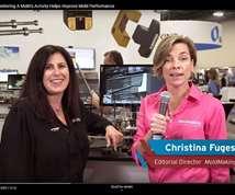 Lorena Fisher and Christina Fuges at Amerimold.